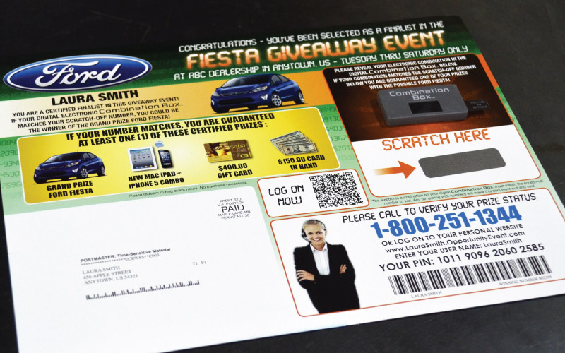 iCrew Direct Mail Sample Ford Event 9x12cb_mailer